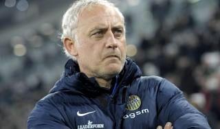 Verona, Mandorlini avverte i suoi: ''Cagliari scontro decisivo per la salvezza''