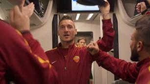 """""""C'è solo un capotreno"""" Lo spot di Totti e compagni"""