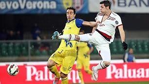 A Inzaghi serve solo vincere   Chievo-Milan in diretta:  0-0