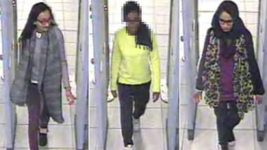 Gb, identificate in Turchia  immagini  le studentesse inglesi arruolate nell'Is