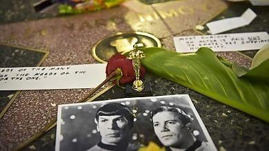 Polemiche tra i fan, il capitano Kirk  non parteciperà ai funerali di Spock