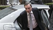 Draghi in campo con acquisti titoli di Stato  di RAFFAELE RICCIARDI