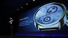 Huawei svela il suo primo Watch, smart ma non si vede   Foto