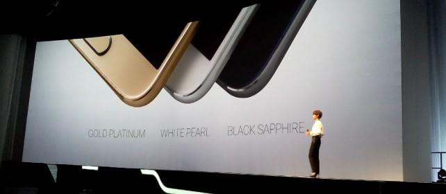 Ecco l'S6 e l'S6 Edge, due smartphone top Samsung si scopre sempre più metal /   Foto