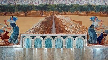 Bari e le virtù ...dell'Acqua Via all'omaggio a Cambellotti