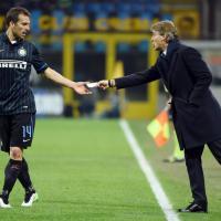 Inter, il 'pizzino' di Mancini: biglietto a Campagnaro con le indicazioni tattiche