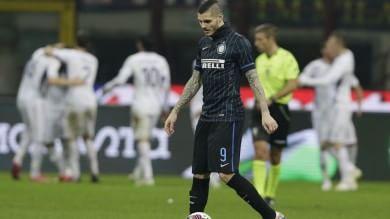 Fiorentina ok   Inter è battuta