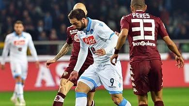 In diretta Toro-Napoli  0-0  Colpo Viola in casa Inter