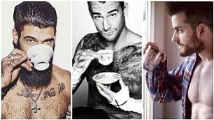 Il bello dell'espresso Uomini e caffè su Instagram