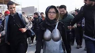 Kabul, armatura contro molestie