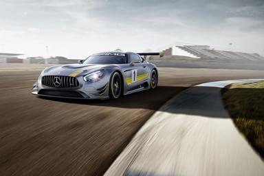 Mercedes-AMG GT3, il mostro è fra noi