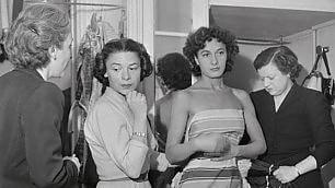 Sfilate: com'eravamo (1918-1969) l'irresistibile défilé stile vintage