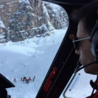 Incidenti in montagna, morto secondo scialpinista travolto da valanga