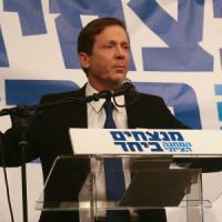 """Yitzhak Herzog: """"L'era di Netanyahu è arrivata alla fine. Cercherò il dialogo con i..."""