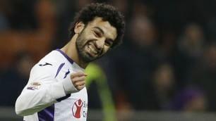 Gol, assist, fede e polemiche Salah, l'affare della Fiorentina