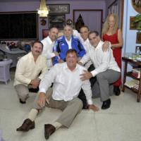 Cuba, Fidel incontra i cinque agenti liberati dagli Usa