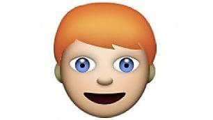 """Petizione a Apple: """"Più faccine coi capelli rossi"""""""