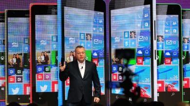 Microsoft, due Lumia economici e potenti per conquistare fette di mercato   Foto