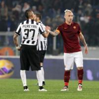 La sfida dei rimpiani: Juve butta via il match ball, la Roma si sveglia tardi