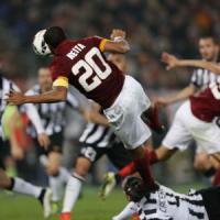 Roma-Juventus 1-1, i bianconeri si prendono mezzo scudetto
