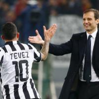 """Juventus, Allegri: """"Contento per i primi 70', poi abbiamo smesso di giocare"""""""