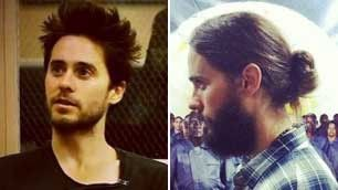 Via la coda, Jared Leto cambia look