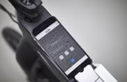 Ford smart e-bike, tutto nell'i-Phone