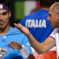 """Tennis, Davis; la promessa di Barazzutti: """"Ci faremo trovare pronti in Kazakistan"""""""