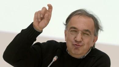 """Marchionne, holding estera per Ferrari  """"Ma pagheremo le tasse in Italia"""""""