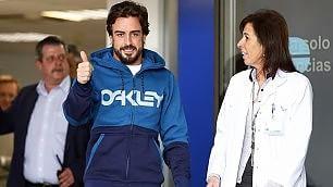 Alonso, un giallo   foto   salta debutto Australia