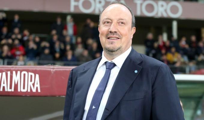 """Napoli, Benitez: """"Problema di testa, ma siamo pronti a ripartire"""""""
