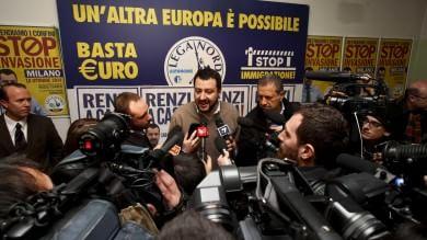 """Salvini: """"Bruxelles peggio di Mussolini usa lo spread al posto dell'olio di ricino"""""""