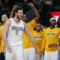 Basket, Nba: super Gallinari trascina Denver, affondano Bargnani e NY