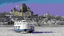 "Québec City, l'""Europe"" sul San Lorenzo    RepTv"
