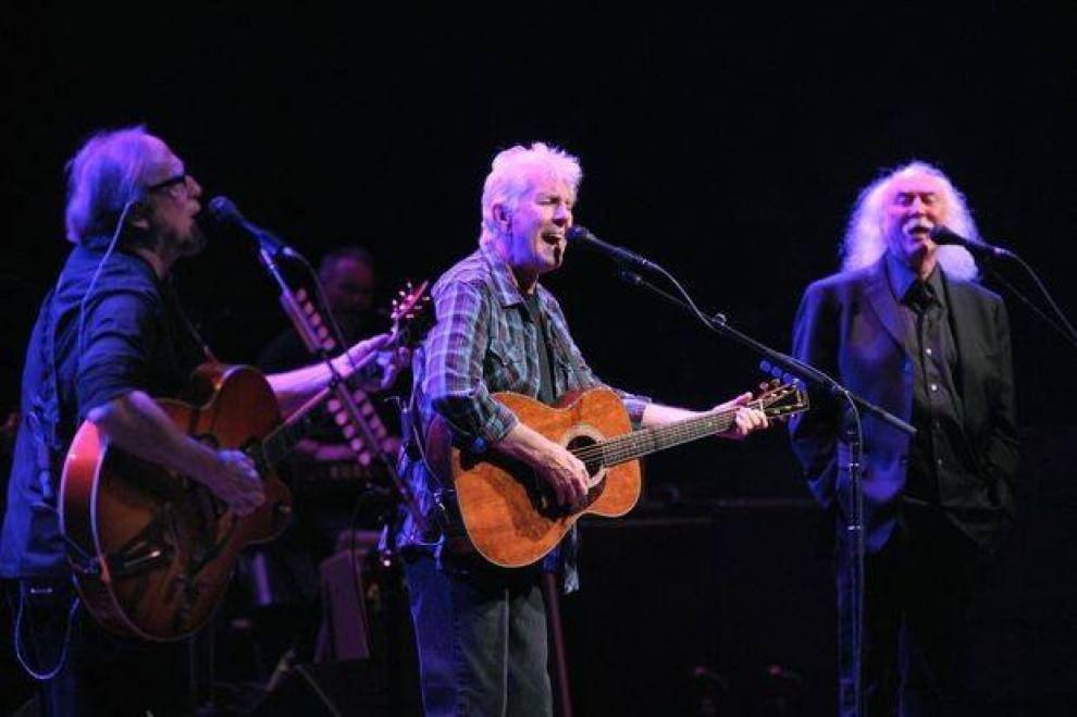 Crosby, Stills & Nash in tour. E a ottobre, tre concerti in Italia