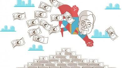 Quantitative easing, come funziona il 'bazooka' di Draghi da mille miliardi