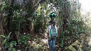Viaggio nella foresta amazzonica i segreti li svela Street View