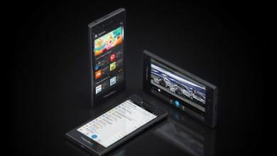"""BlackBerry Leap, obiettivo giovani  fullscreen con tastiera """"intelligente""""   Foto"""