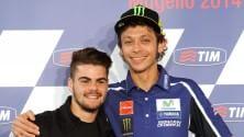 """Rossi: """"Faremo di tutto per fermare Marquez""""  dal nostro inviato MASSIMO CALANDRI"""