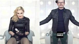 Lacrime e provocazione l'incontro tra Madonna e Luz