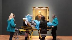 """""""Voglio vedere Rembrandt"""" Realizzato l'ultimo desiderio"""