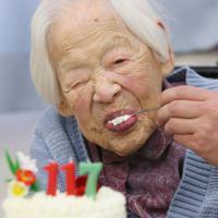 Misao Okawa, compie 117 anni: è la donna più anziana del mondo
