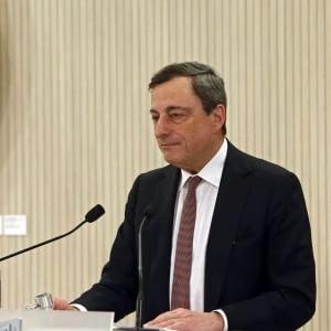 Bce: il Quantitative easing parte il 9 marzo. I tassi restano fermi ai minimi