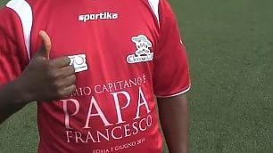"""Al via la coppa del mondo dei preti """"Il Papa è il nostro capitano''"""