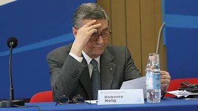 """Tangente a Palermo, Helg confessa -   foto   """"Pieno di debiti, ho fatto tutto da solo"""""""