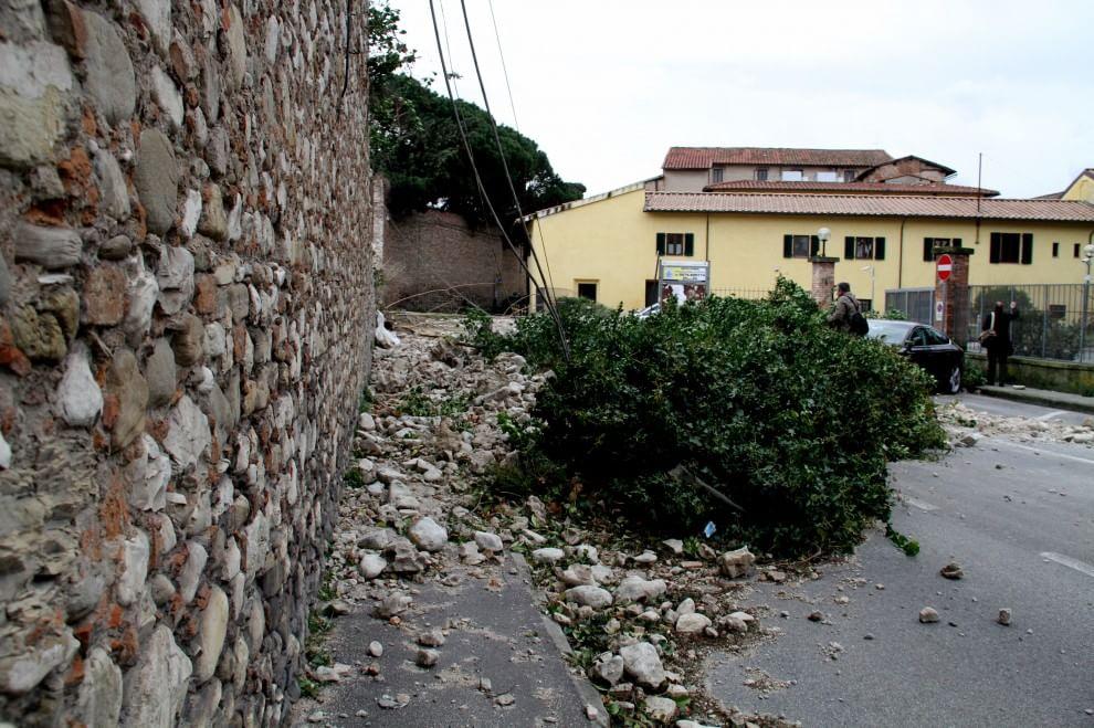 il maltempo spazza l'Italia