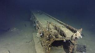 Ecco il relitto della Musashi    Foto    Corazzata affondata nel 1944