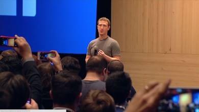 """Zuckerberg: """"Serve anche scendere a patti  con i governi per dare voce a tutti gli altri"""""""""""