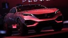 Design Peugeot,  siamo al new deal