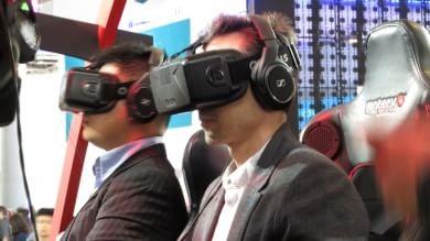 """Boom di visori. """"È questa la realtà virtuale"""""""
